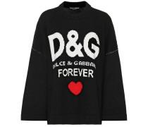 Pullover D&G Forever aus Kaschmir