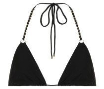 Triangel-Bikini-Oberteil