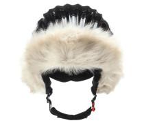 Skihelm Polar Star mit Faux Fur
