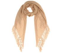 Schal aus Kaschmir und Seide