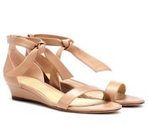 Sandalen Clarita aus Leder
