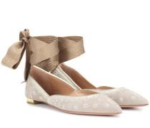 Ballerinas Bliss aus Veloursleder