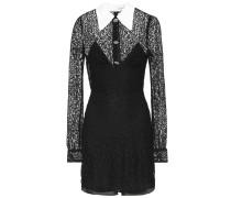 Verziertes Kleid aus Spitze