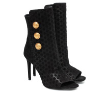 Ankle Boots Oslo Monogrammed