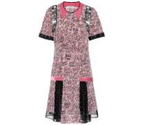 X Keith Haring Kleid aus Seide