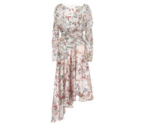 Kleid Kay aus einem Seidengemisch