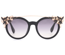 Sonnenbrille Vivy mit Kristallen