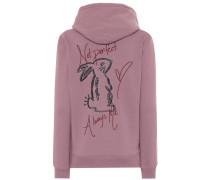 X Selena Gomez Hoodie aus einem Baumwollgemisch
