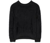 Pullover aus Angora-Seidengemisch