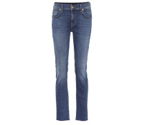 Jeans Relaxed Skinny Slim Illusion