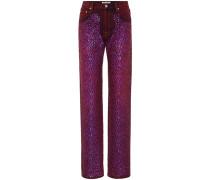 Verzierte Jeans Tisi