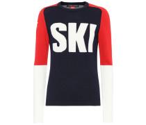 Pullover Ski aus Wolle