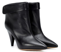 Ankle Boots Lisbo aus Leder