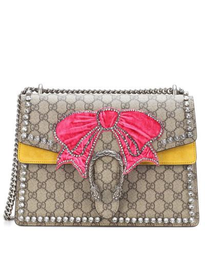 Gucci Damen Schultertasche Dionysus GG Supreme Medium Rabatt Wählen Eine Beste 9YnNpqe