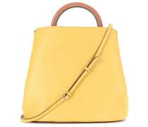 Handtasche Pannier aus Leder