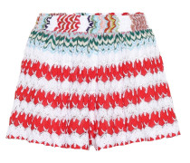 Shorts mit Baumwollanteil