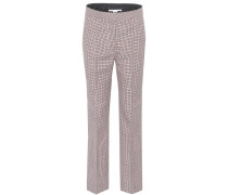 Wollhose Houndstooth