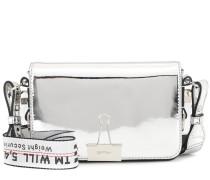 Schultertasche Mirror Mini Flap