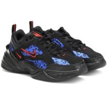 Sneakers M2K Tekno mit Leder