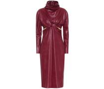 Kleid Willow aus Lederimitat