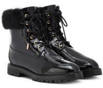 Ankle Boots Heilbrunner aus Leder