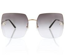Sonnenbrille Pànthere de Cartier