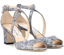 Sandalen Carrie 65 mit Glitter