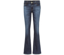 Mid-Rise Bootcut Jeans Sallie