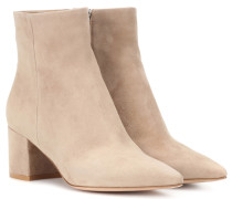 Exklusiv bei mytheresa – Ankle Boots Piper 60 aus Veloursleder