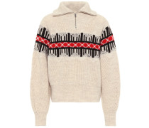 Pullover Curtis aus Wolle