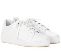 Sneakers Nuages aus Leder