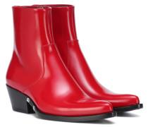 Ankle Boots Tiesa aus Leder