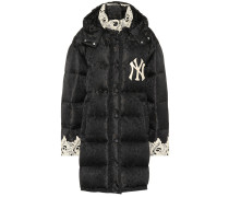Daunenmantel NY Yankees