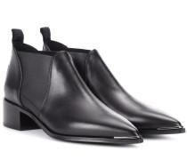 Ankle Boots Jenny aus Leder