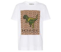 T-Shirt Rexy aus Baumwolle