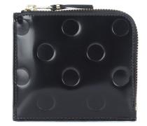 Portemonnaie Dots Small aus Leder