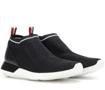 Sneakers Giroflee aus Stretch-Strick