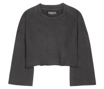 Cropped Sweater aus Baumwolle (SEASON 1)