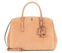 Tasche Copper aus Veloursleder