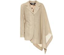 Cape-Blazer Bibi aus Wolle