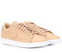 Sneakers Blazer Low aus Leder