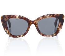 Cat-Eye-Sonnenbrille Logo