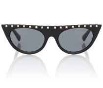 Cat-Eye-Sonnenbrille