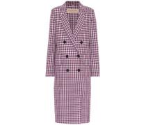 Mantel aus Baumwoll-Twill