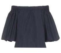 Off-Shoulder-Bluse Joan aus Baumwolle