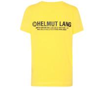 Bedrucktes T-Shirt Taxi aus Baumwolle
