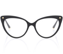 Cat-Eye Brille