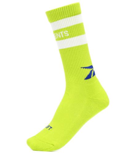 Socken X Reebok aus einem Baumwollgemisch