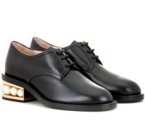 Verzierte Schnürschuhe Casati aus Leder