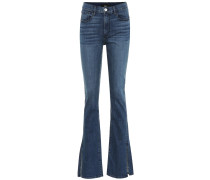 Flared Jeans W3 Split Seam Bell